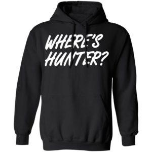 Donald Trump Wheres Hunter hoodie