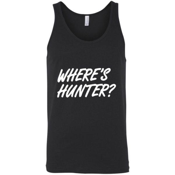 Donald Trump Wheres Hunter tank