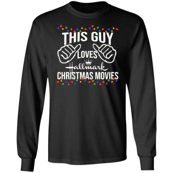 This Guy Loves Hallmark Christmas Movies ls