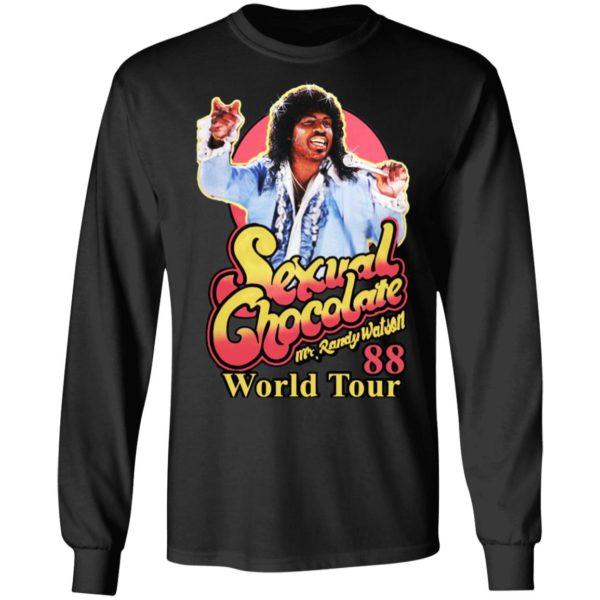 Mr Randy Watson Sexual Chocolate 88 World Tour