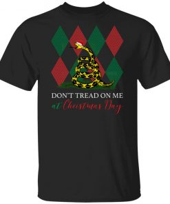 Snake Ugly Christmas Don't Tread On Me At Christmas Day