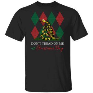 Snake Ugly Christmas Don't Tread On Me At Christmas Day