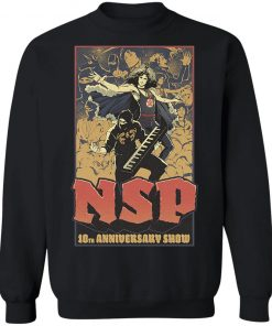 Ninja Sex NSP Party 10th Anniversary
