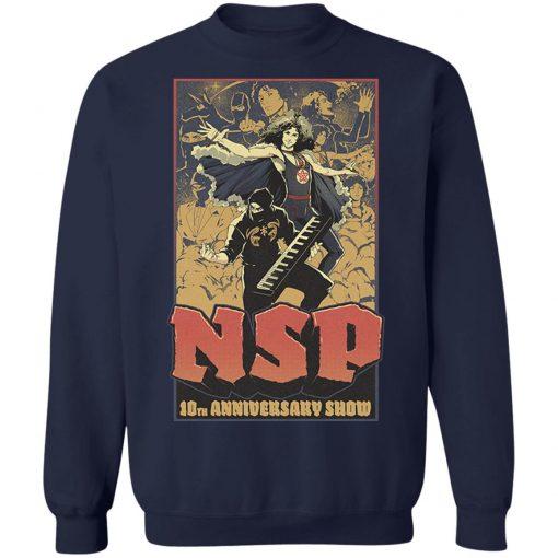 Ninja Sex NSP Party 10th Anniversary