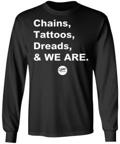 Penn State Chains Tattoos Dreads And We Are ls