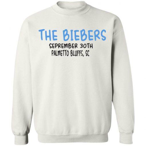 The Biebers September 30TH Palmetto Bluffs SC Shirt