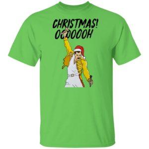 Freddie Mercury Christmas Ooooooh