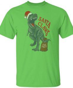 Fat Face Boys' Santa Claw Christmas Dinosaur