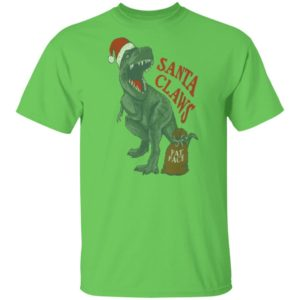 Fat Face Boys' Santa Claw Christmas Dinosaur