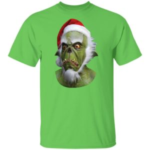 Grinch Green Christmas Santa Claws