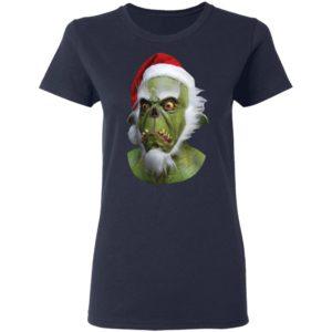 Grinch Green Christmas Santa Claws