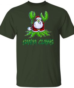 Santa Claws Christmas Funny shirt