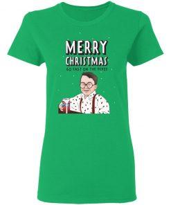 Funny Christmas Go Easy On The Pepsi shirt