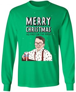 Funny Christmas Go Easy On The Pepsi ls