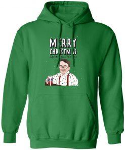 Funny Christmas Go Easy On The Pepsi hoodie
