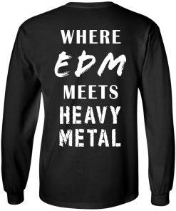 WHERE EDM MEETS HEAVY METAL ls