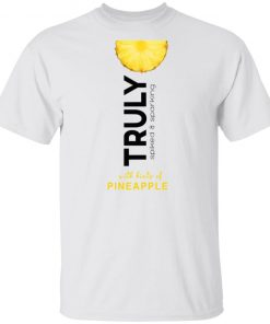 Truly Spiked Sparkling Pineapple Halloween Costume Shirt