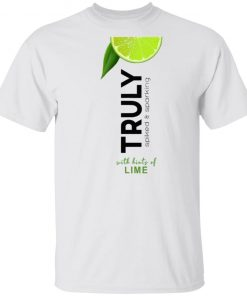 Truly Spiked Sparkling Lime Halloween Costume Shirt