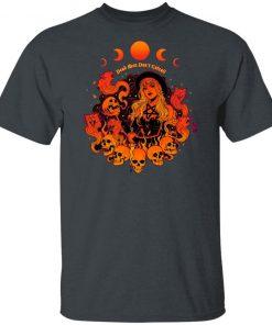 Witch Dead Men Don't Catcall Shirt