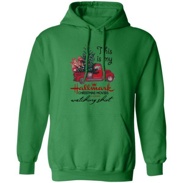 This Is My Hallmark Christmas Movie Watching hoodie