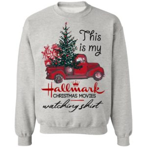 This Is My Hallmark Christmas Movie Watching sweater