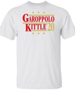 Garoppolo & Kittle '20 - San Francisco 49ers SHIRT