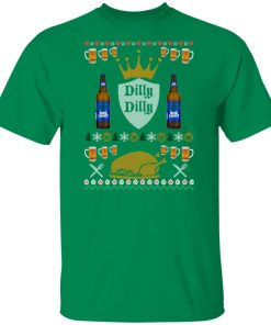 Bud Light- Dilly Dilly Christmas Sweater Shirt