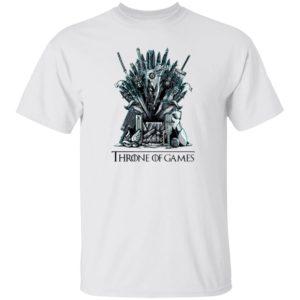 Cloud Strife Final Fantasy Kingdom hearts Sora Thrones Of Games Shirt