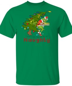 How The Grinch Stole Christmas Sweatshirt- Things Are About To Get Naughty