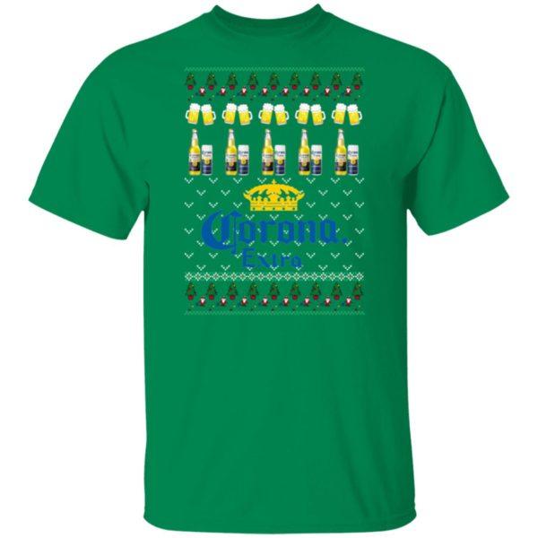 Corona Extra Beer Ugly Christmas