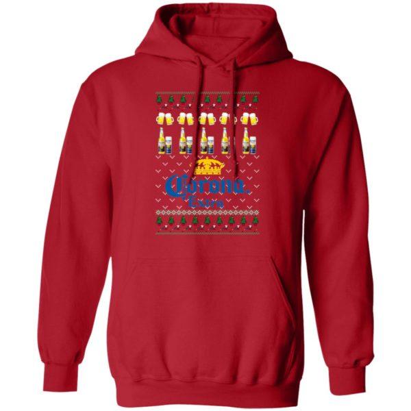 Corona Extra Beer Ugly Christmas hoodie