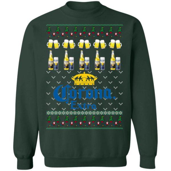 Corona Extra Beer Ugly Christmas sweater