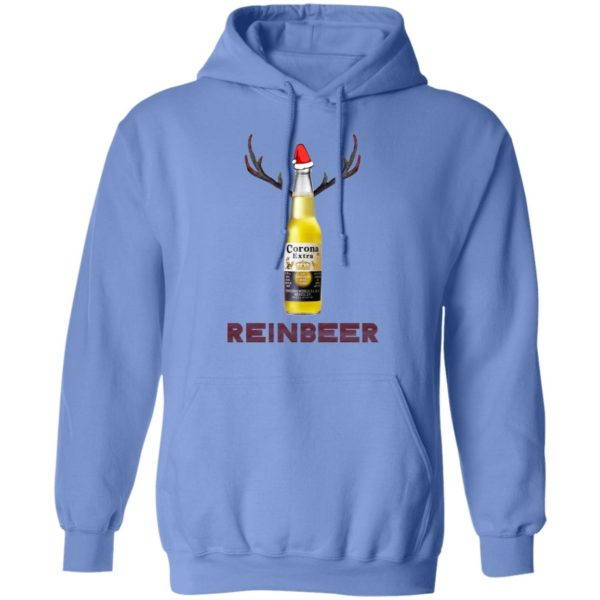Corona Extra Beer Reinbeer Funny Christmas hoodie