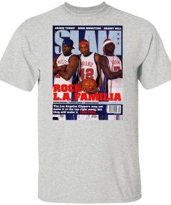 SLAM COVER ROCK L.A. FAMILIA SHIRT