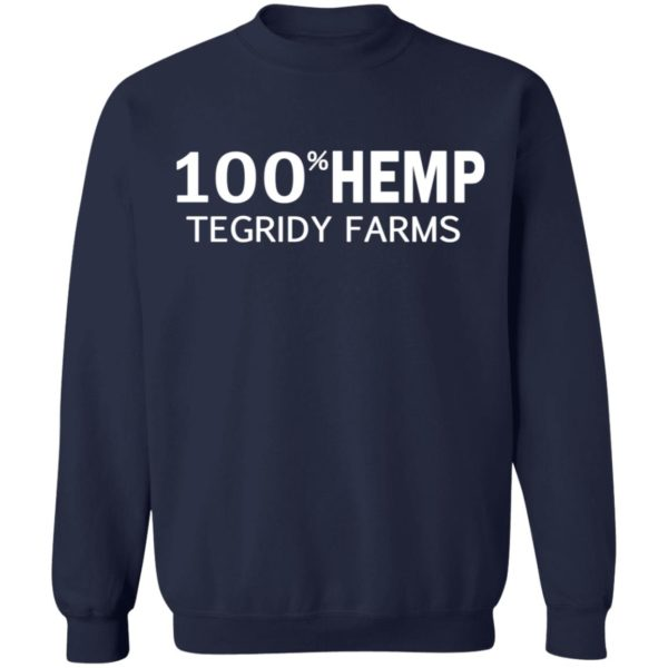 100% Hemp Tegridy Farms Parody