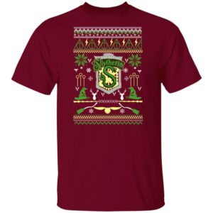 Harry Potter Slytherin Ugly Christmas shirt