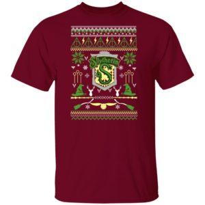 Harry Potter Slytherin Ugly Christmas shirt