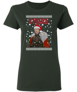 Christmas Is Coming Ned Stark Game Of Thrones Ugly shirt
