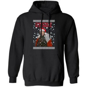 Christmas Is Coming Ned Stark Game Of Thrones Ugly hoodie