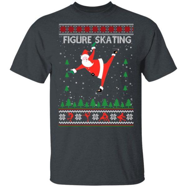 Figure Skating Ugly Christmas shirt