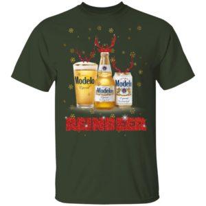 Reinbeer Funny Christmas Modelo Especial Well shirt