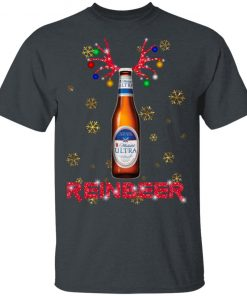 Michelob Ultra Reinbeer Christmas Funny shirt