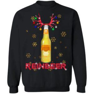 Bud Light Orange Reinbeer Christmas Funny Sweatshirt