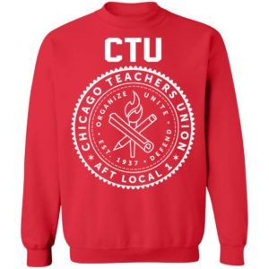 CTU Chance The Rapper Chicago Teachers Union