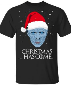 Game of Thrones Christmas White Walker Christmas has come ls