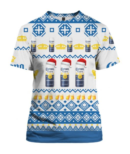 Corona Extra Beer Cans 3D Print Ugly Christmas
