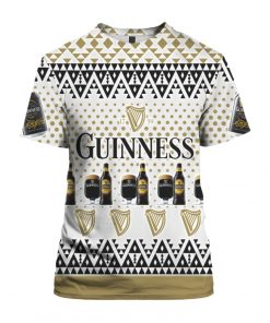 Guinness Beer 3D Print Ugly Christmas shirt