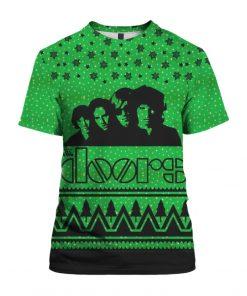The Doors Band 3D Print Ugly Christmas shirt