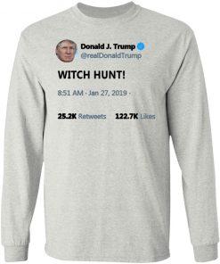 Trump Witch Hunt