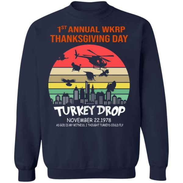 First Annual Thanksgiving Day Turkey Drop Sunrise